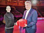 Cirkus Krone 1200 Freikarten an OB Reiter 2017
