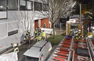 Gestern Abend geriet in der Klenzestraße, im Stadtteil Ludwigsvorstadt-Isarvorstadt ein Trafo in Brand.
