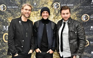 "Glamour Afternoon for Men am 27. Januar 2018 in der ""Gents Garage"" in München"