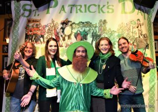 St. Patrick's Day Parade 2018 & After Parade Party München feiert Irlands Nationalfeiertag