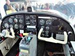 Das Forschungsflugzeug LFU 205 ist in der Flugwerft Schleißheim gelandet