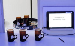 Paulaner Brauerei: Der neue Verkostungsraum