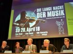 """Lange Nacht der Musik"""" 2018"""