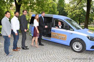 Neue Mobilität für München: Der Tiger ist los!