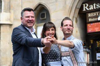 Stadtgründungsfest 2018 Es wird gefeiert: 860 Jahre München