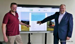 Ein Online-Portal für den Klimaschutz Neue Beteiligungsplattform soll den digitalen Klimadialog fördern