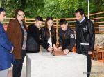 Hellabrunn: Grundsteinlegung für die neue Tierparkschule 2018
