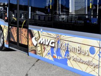 Schulausflüge: Mit dem MVG KolumBus Stadt und Land entdecken