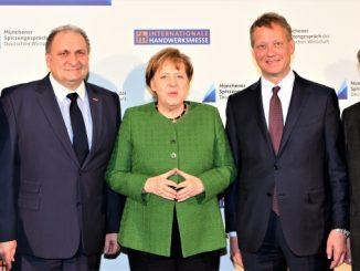 Gemeinsame Erklärung zum Münchener Spitzengesprächam 15. März 2019 Offene Märkte