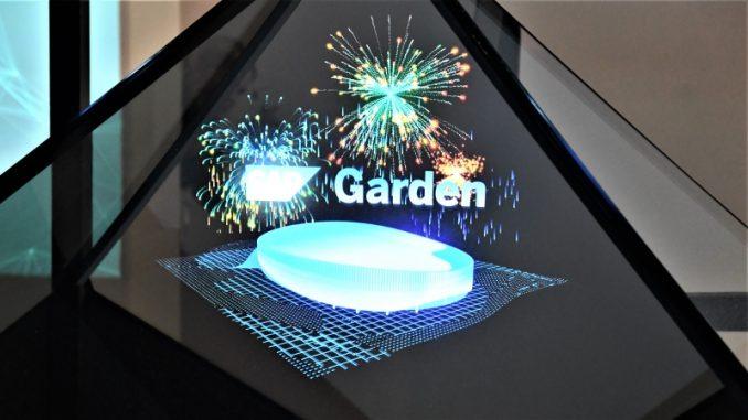 SAP Garden – so lautet der Name der neuen multifunktionalen Sportarena im Münchner Olympiapark.