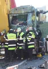 Verkehrsunfall mit mehreren Verletzten (A99)