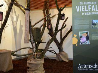 Ausstellung der Hellabrunner Naturschutz AG