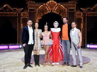 Im Frühjahr und Sommer 2019 zeigt der Circus Krone Circus Geschichte, wie sie so noch nicht gesehen wurde.