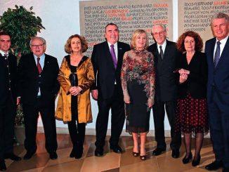Sieben neue Ehrenbürgerinnen und Ehrenbürger für München