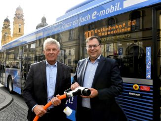 MVG Linie 100: Münchens erste E-Buslinie kommt