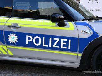 Polizei Mini von der Seite 2