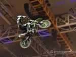 NIGHT of the JUMPs München 2019 10 FMX-Extremsportler aus acht Nationen stürmen die Olympiahalle zur WM-Premiere