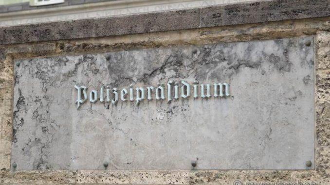 Der Münchner Polizeieinsatz Zum 186 Oktoberfest