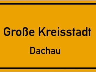 Große Kreisstadt Dachau
