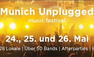 3. Munich Unplugged Festival 2019