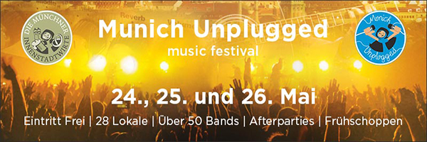 3. Munich Unplugged Festival 2019