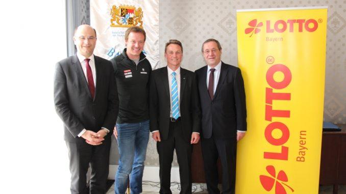 Werbepartner LOTTO Bayern wird Namensgeber der Eisarena am Königssee