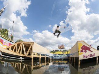 Red Bull Roller Coaster 2019: Der Höllenritt aus dem Olympiapark ist zurück in München