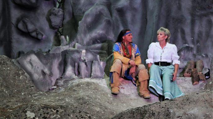 Süddeutschen Karl May-Festspielen Dasing: Schlagerstar Claudia Jung ist mit dabei!