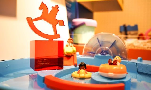 Quelle Playmobil Gewinn ToyAward 2020